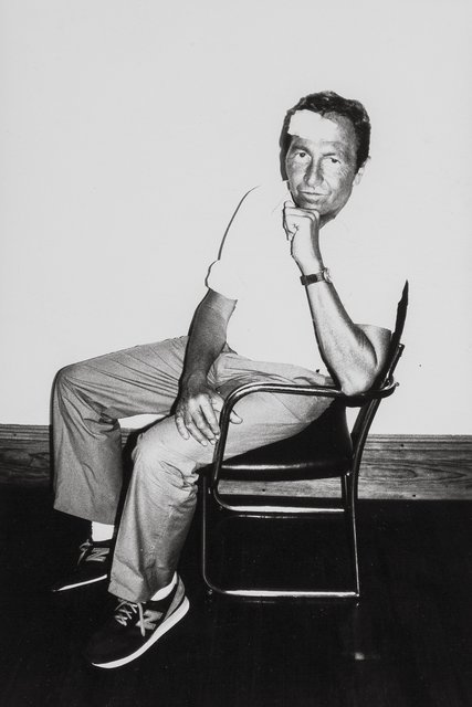 Andy Warhol, 'Robert Rauschenberg', 1981, Heritage Auctions