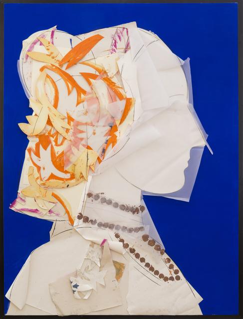 , ' Perfil II,' 2003, Contini Art Gallery