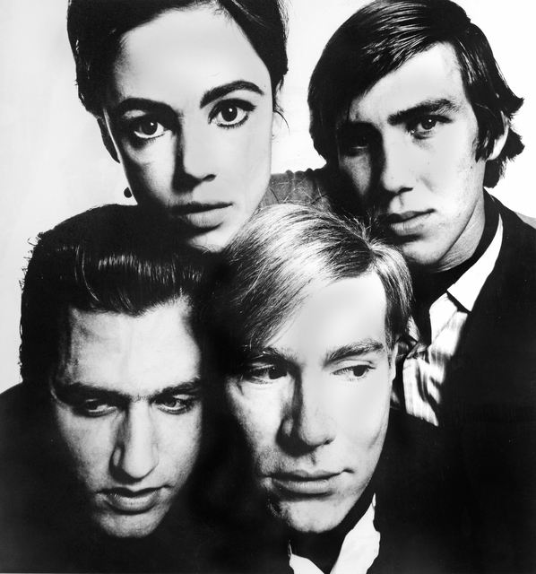 , 'Andy Warhol and the Gang,' 1965, Huxley-Parlour