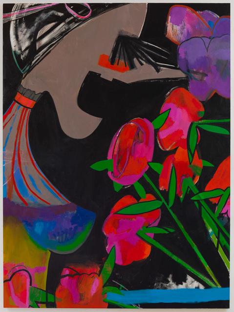 , 'Bloomination,' 2015, Anton Kern Gallery