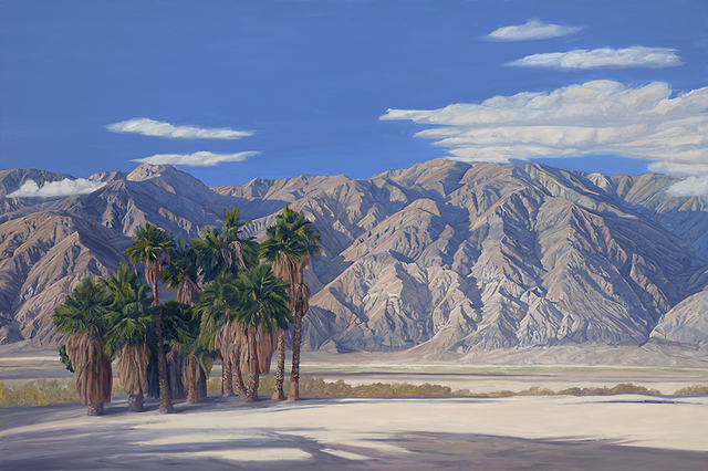 , 'Saline Valley - Palm Spring, Death Valley,' 2015, Sue Greenwood Fine Art