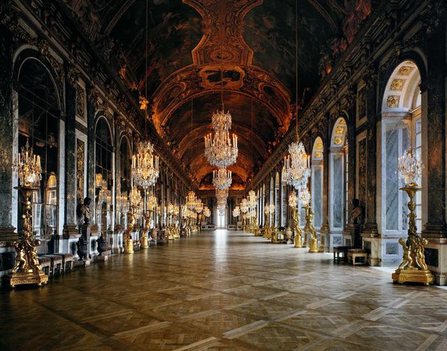 , 'Galerie des Glaces, (113) CCE.02.034, Corps Central—1er etage, Chateau de Versailles, Versailles, France,' 1983, Rosenbaum Contemporary