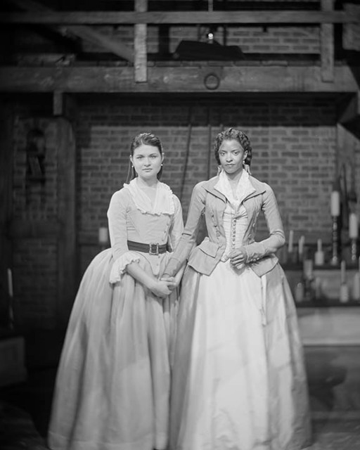 , 'Phillipa and Renée,' 2015, Diane Rosenstein