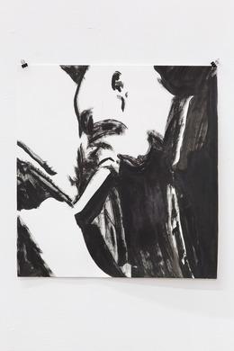 , 'Blow Job ink study,,' 2014, Nina Johnson