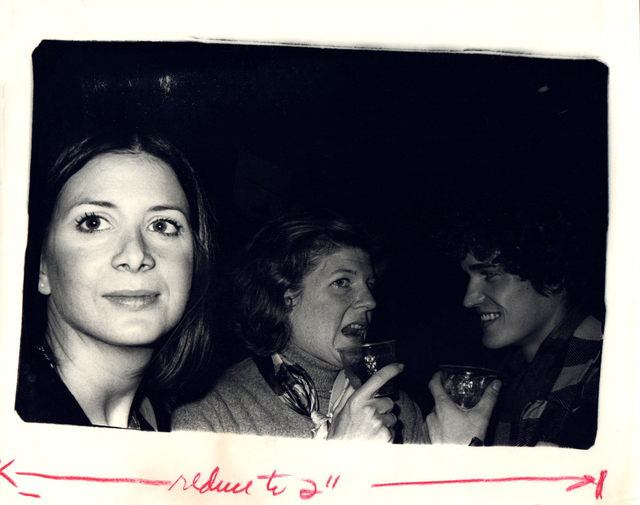Andy Warhol, 'Andy Warhol, Photograph of Brigid Berlin with a Woman and a Man, 1970s', 1970s, Hedges Projects