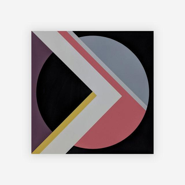 Walter Dexel, 'Scheibe in Quadrat', Capsule Gallery Auction