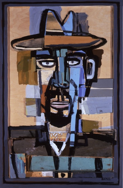 , 'Self Portrait with Hat,' 1998-1999, Nasher Sculpture Center