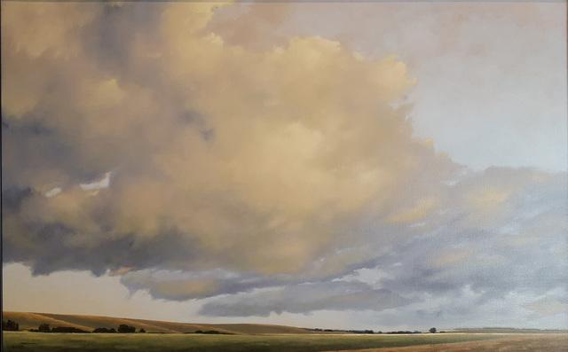 , 'South Dakota Sky,' 2016, Linda Hodges Gallery