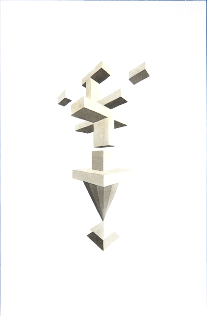 , 'Study 8,' 2014, Nora Fisch