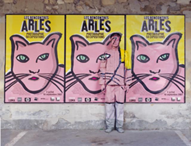 , 'Arles,' 2007, Helwaser Gallery