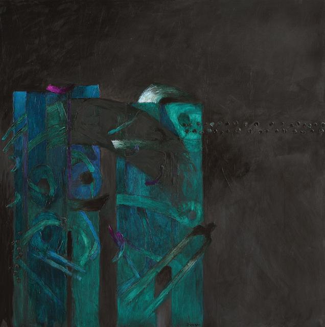 , 'De la serie Trashumantes,' 2014, Durban Segnini Gallery