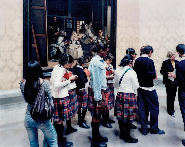 Thomas Struth, 'Museo del Prado 5', Phillips