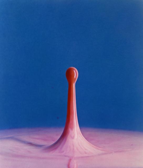 , 'Dyedrop into Milk,' 1960, Huxley-Parlour