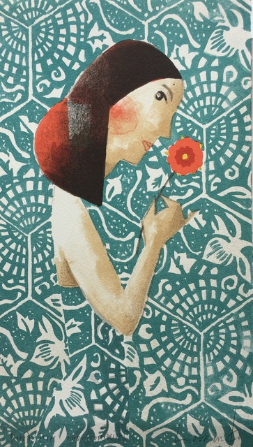 Didier Lourenço, 'Coia', 2017, Print, Lithography on paper, Anquins Galeria