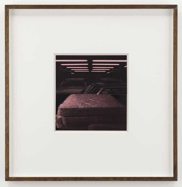 Tim Head, 'Motel', 1982, Parafin