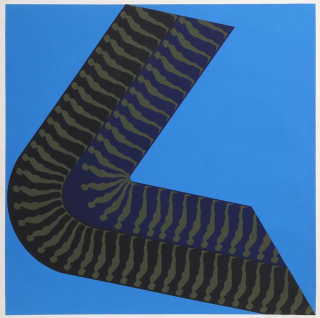 Ernest Trova, 'Boomerang', 1970, RoGallery