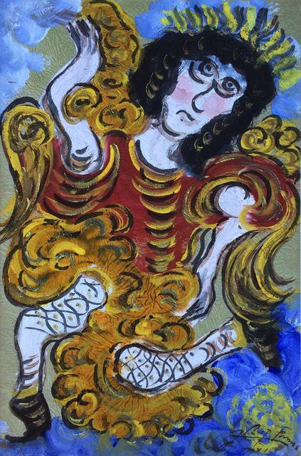 , 'Angel,' , Galeria Enrique Guerrero