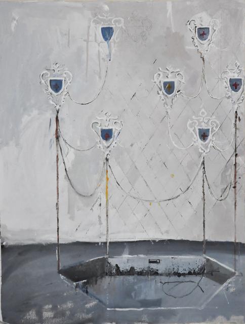 , 'Predileção pela Alegoria,' 2015, Athena Contemporânea