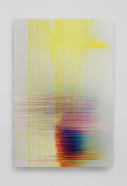 , 'Skywiper No.72,' 2015, Callicoon Fine Arts