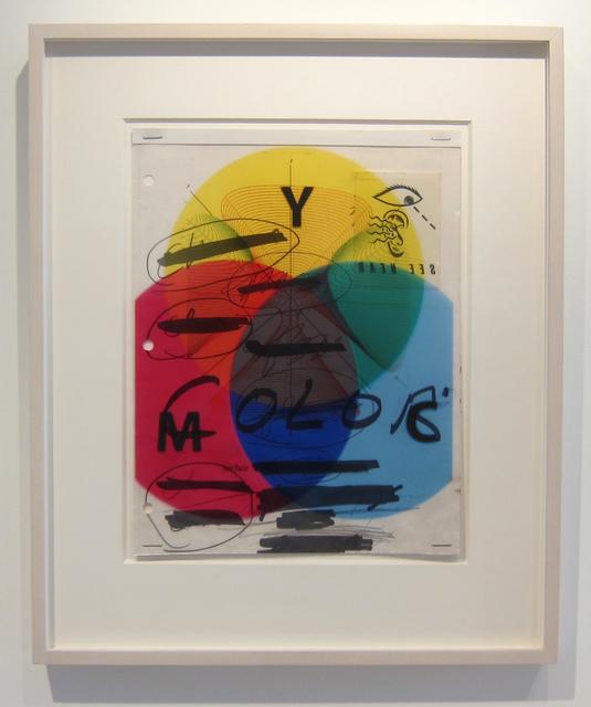 , 'Notebook 350,' 2012, Albert Merola Gallery