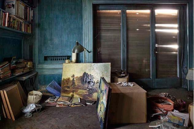 , 'Fallen landscape,' 2014, Blanca Berlín