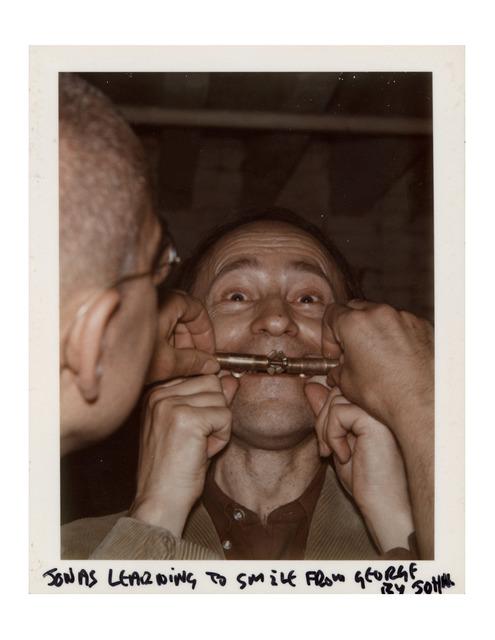 , 'Portrait of Jonas Mekas,' 1971, James Fuentes