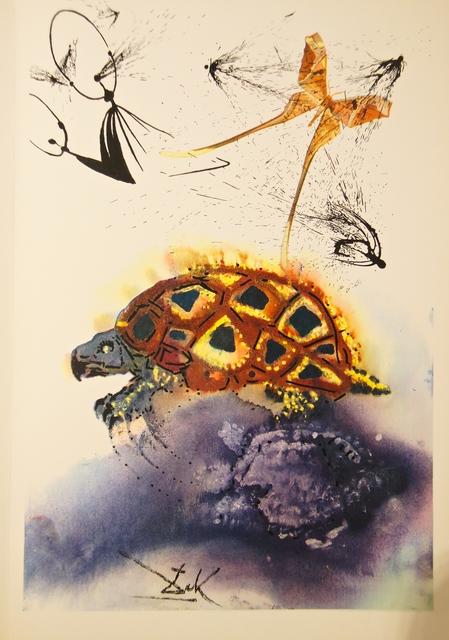 Salvador Dalí, 'The Mock Turtle's Story', 1969, Dali Paris