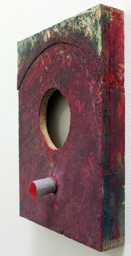 , 'Untitled (Birdhouse),' 2013, Ro2 Art