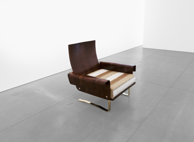 , 'Mid-Century Cantilever Lounge Chair,' 20th Century, Peter Blake Gallery