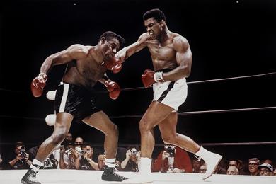 Muhammad Ali v. Floyd Patterson, Las Vagas