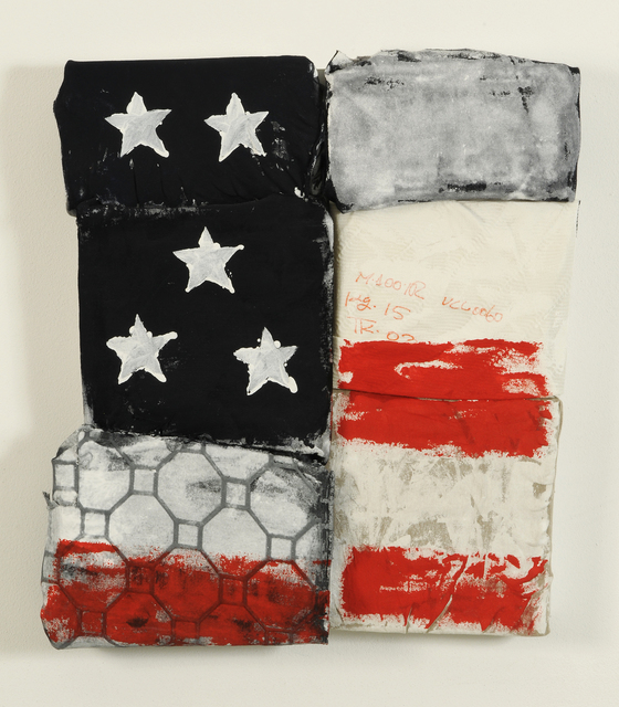 , 'INCOMPLETE FLAG ,' 2017, Contini Art Gallery