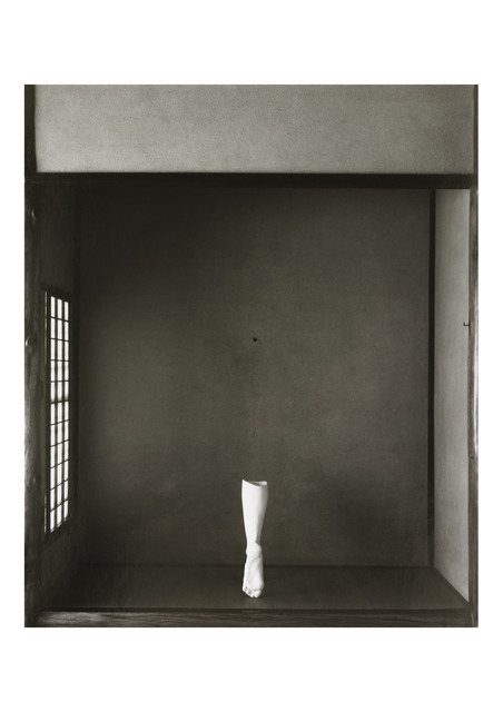 Muga Miyahara, 'Tokonoma - Courage', 2007, Photography, Gelatin Silver, Micheko Galerie