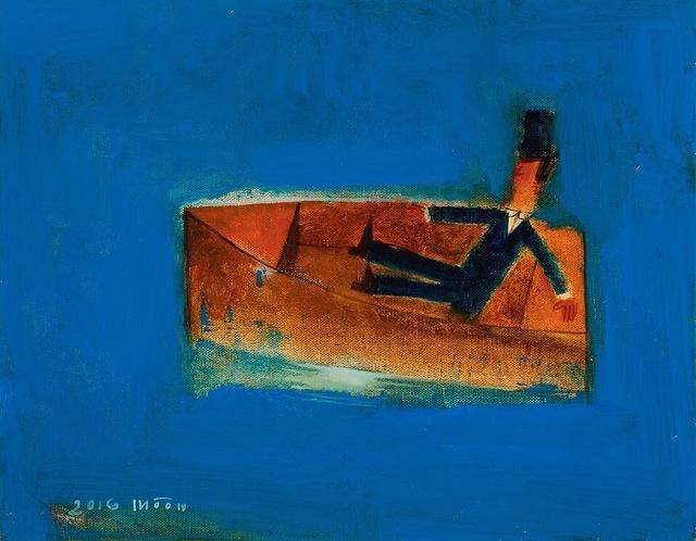 , 'Float,' 2016, Gallery Mac