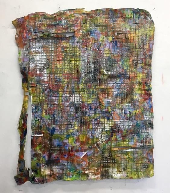, 'Body – Work no. 3,' 2017, Torch