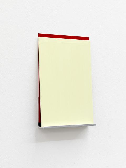 , 'An Meine Grüne Seite B08-9,' 2008, Galerie Christian Lethert