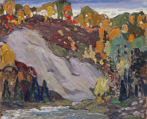 , 'UNTITLED - LATE EVENING, DON VALLEY,' ca. 1920, Roberts Gallery Ltd.