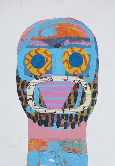 , 'Head 10 ,' 2018, Turner Barnes Gallery