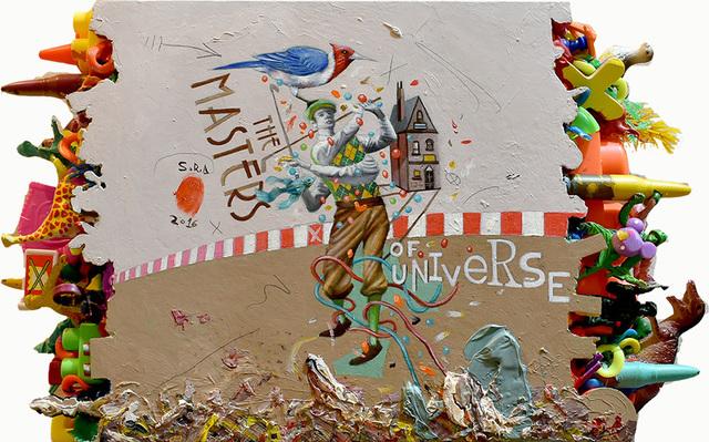 , 'Masters of Universe,' 2016, N2 Galería