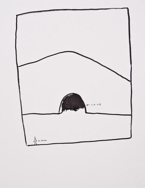 Jim Torok, 'Man Cave 2', 2015, Lora Reynolds Gallery