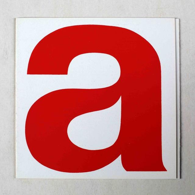 , 'A magazine,' 1962-1964, Cortesi Gallery