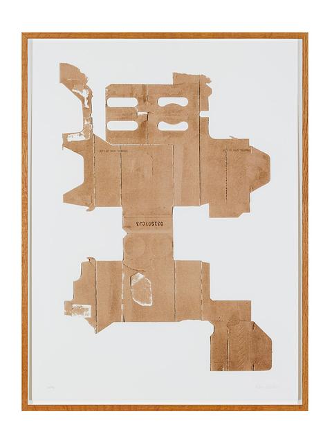 , 'Mobile Home (Six pack),' 2007, Galerie Krinzinger
