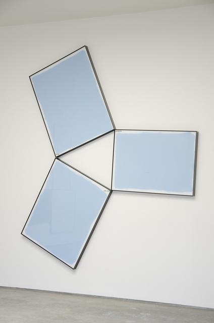 João Louro, 'Bermuda Triangle', 2016, Christopher Grimes Projects