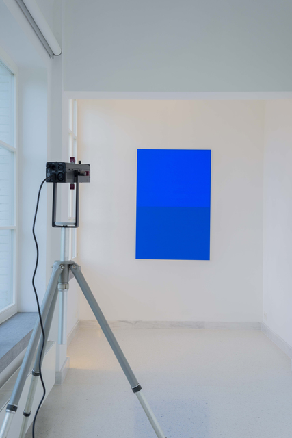 Stijn Cole, 'Blue / blue', 2019, Whitehouse Gallery
