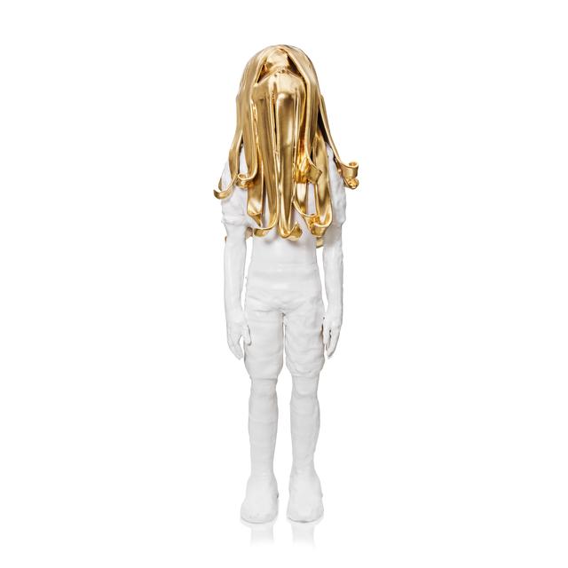 , 'Man With Golden Hair,,' 2019, Galerie Forsblom