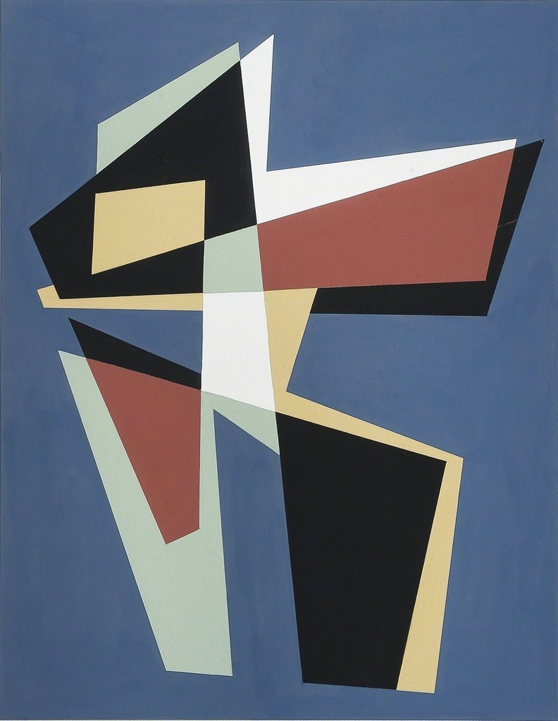 José Pedro Costigliolo, 'Formas,' 1954, Sammer Gallery LLC