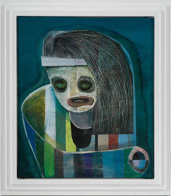 , 'Portrait 20,' 2016, Monte Clark Gallery