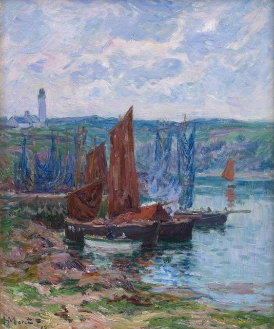 , 'Bâteaux de Pêche,' 1909, Willow Gallery