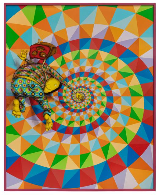 , 'Time Machine,' 2017, Fortes D'Aloia & Gabriel