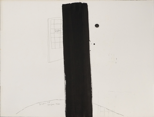 , '30 juin 78 Bonjour Hier,' 1978, Arario Gallery