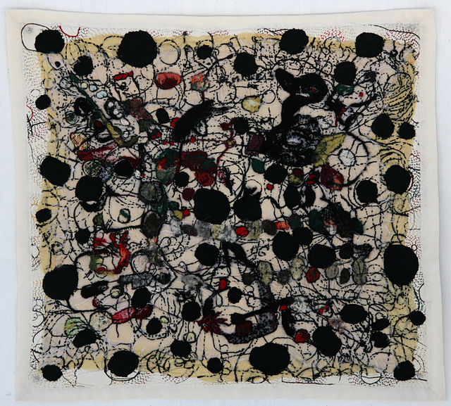 , 'Black Dots ,' 2015, Studio 21 Fine Art